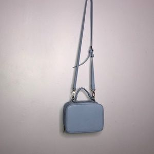 Crossbody Bag W/Removable Strap